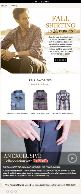 Fall Shirting in 21 Fabrics