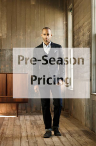 Fall has (almost) arrived! Stock up on all your favorites during our limited time Pre-Season Pricing!